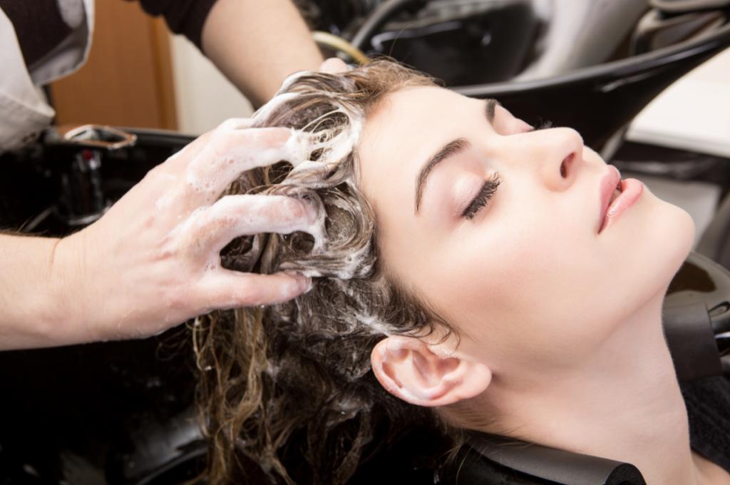 Gute Haarspülung